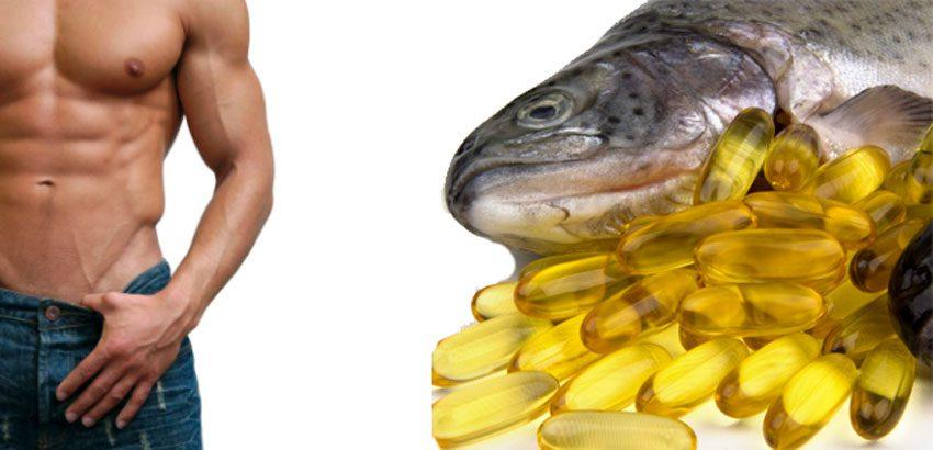 Рыбий жир в бодибилдинге