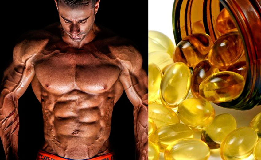спортивные витамины для мужчин on