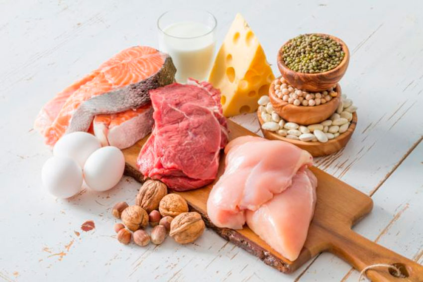 red meat and protein Meat consumption and cancer risk collorectum, endometrium, and prostate, it was determined that red meat those with the highest intake of soy protein or.