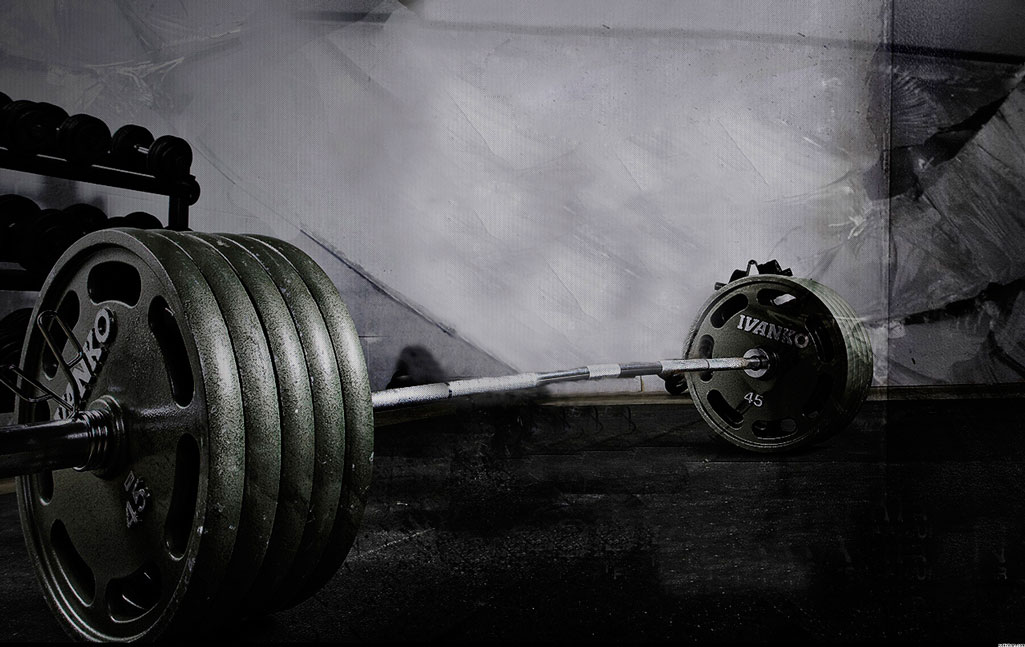 Fitness computer backgrounds