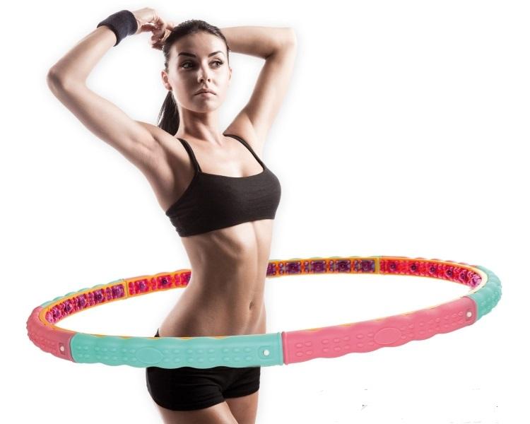 упражнения с гимнастическим обручем