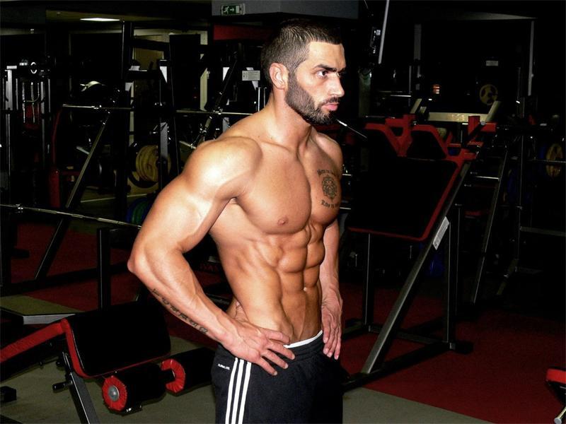 Комплекс упражнений для сушки тела