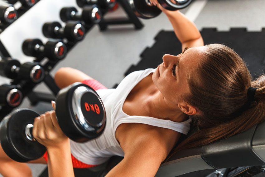 Программа силовых тренировок для набора мышечной массы
