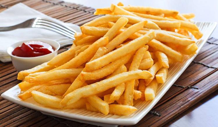 Как готовить картошка фри у домашних условиях