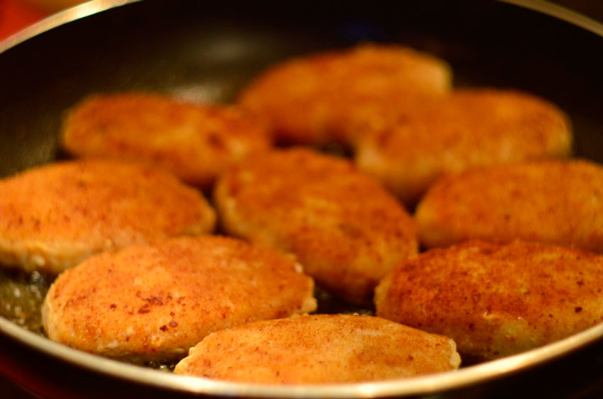 рыбные котлеты правильное питание рецепт