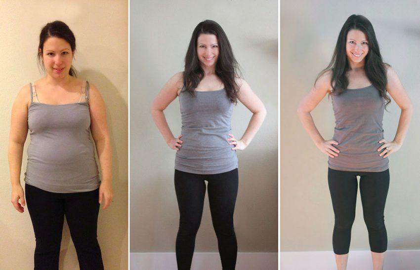 на сколько можно похудеть за 5 месяцев