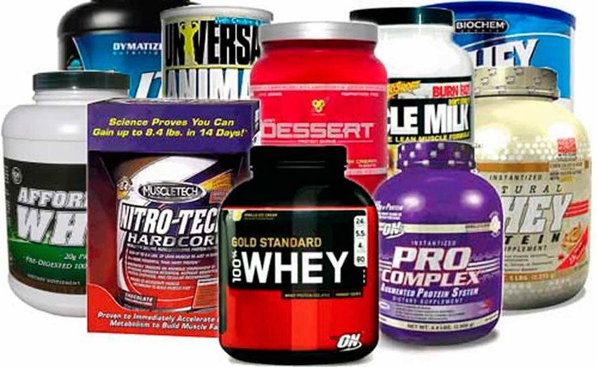 Как правильно употреблять сывороточный протеин