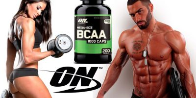 BCAA 1000 caps от Optimum Nutrition