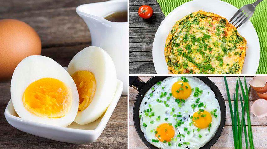Популярные рецепты приготовления яиц