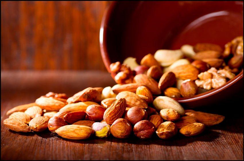 Орехи в бодибилдинге