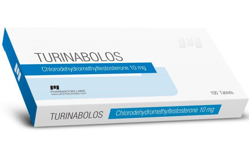 Turinabolos от Pharmacom Labs