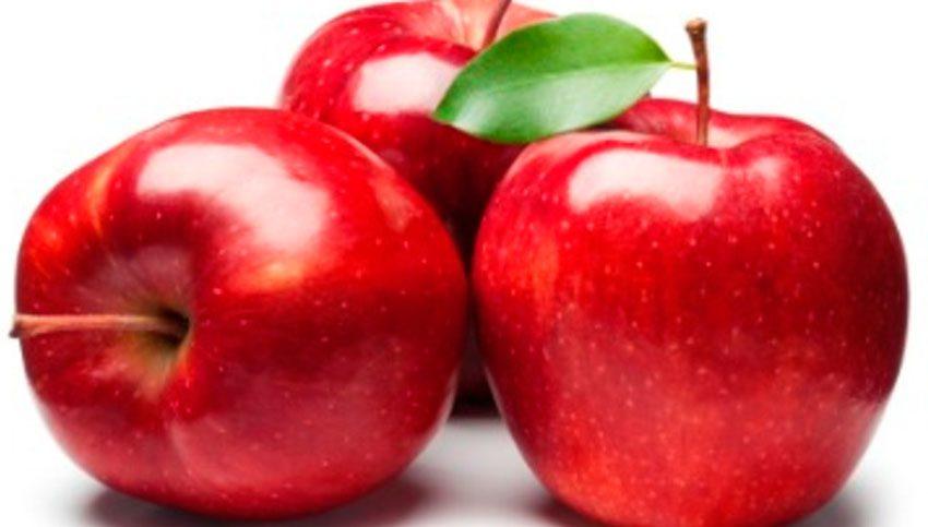 Калорийность красных яблок