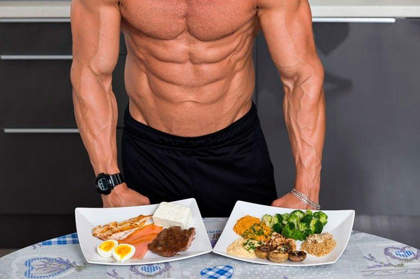 Питание после тренировки для набора массы