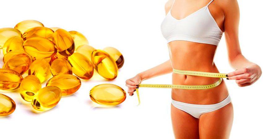 Похудение и рыбий жир