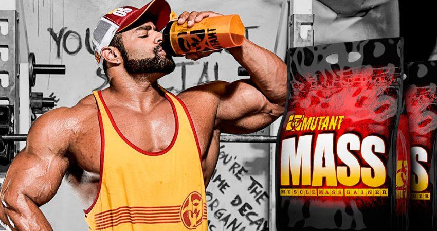 Как принимать Mutant Mass