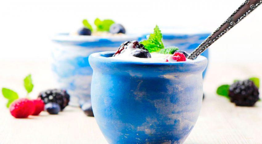 Ешьте больше йогурта