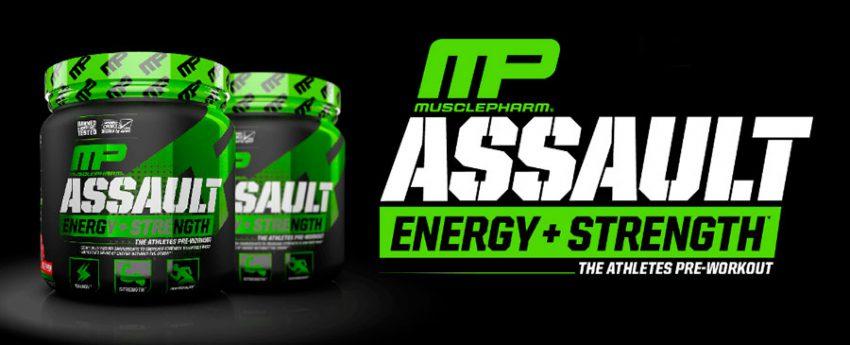 Assault от MusclePharm