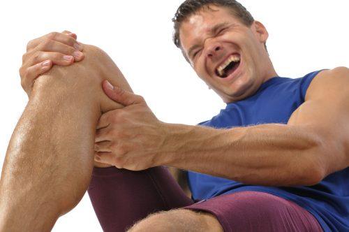 После тренировки сводит мышцы