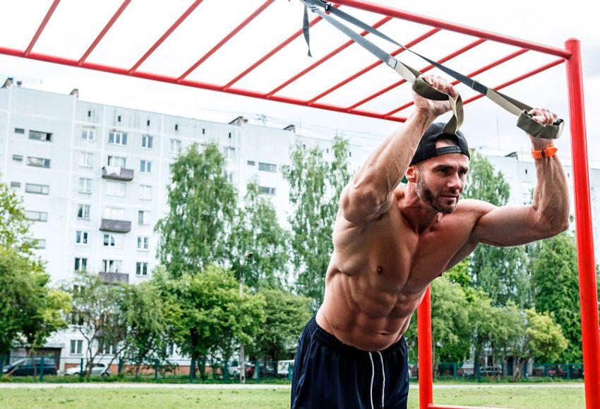 Петли ТРХ — домашние тренировки или тренажерный зал?