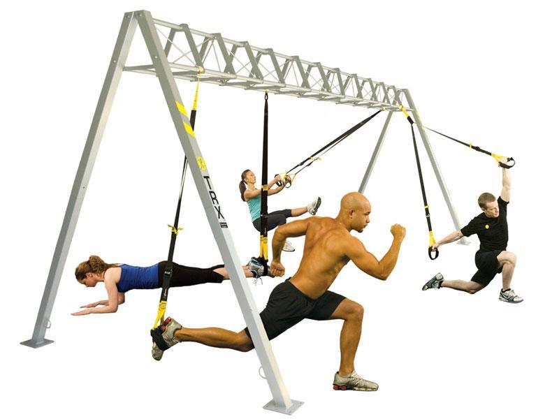 Петли TRX — основные упражнения