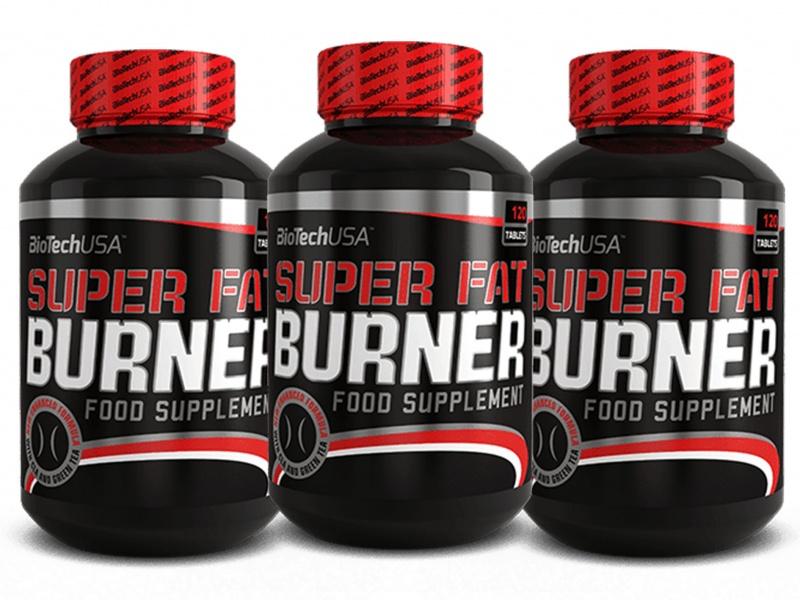 Как принимать Super Fat Burner от Biotech