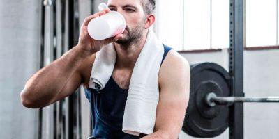 Что пить после тренировки