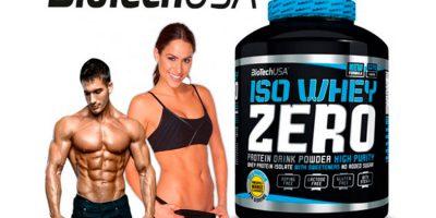 Iso Whey Zero от Biotech USA